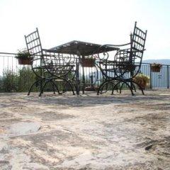Отель Il Castello Di Perchia Сполето парковка