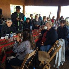 Отель Titicaca Lodge развлечения