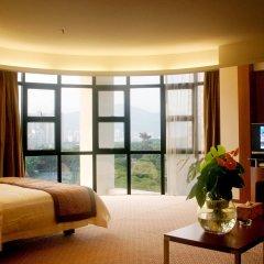 Отель Shenzhen Hongbo Hotel Китай, Шэньчжэнь - отзывы, цены и фото номеров - забронировать отель Shenzhen Hongbo Hotel онлайн комната для гостей фото 2