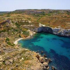 Отель Argento Мальта, Сан Джулианс - отзывы, цены и фото номеров - забронировать отель Argento онлайн пляж
