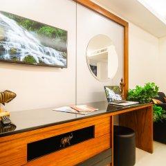 Отель Cosy Beach View Condominium Official Паттайя удобства в номере фото 2