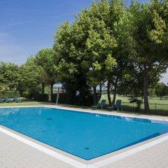 Отель Residence Ca' dei Dogi Италия, Мартеллаго - отзывы, цены и фото номеров - забронировать отель Residence Ca' dei Dogi онлайн бассейн