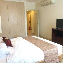 Отель Somerset Chancellor Court Ho Chi Minh City комната для гостей фото 4