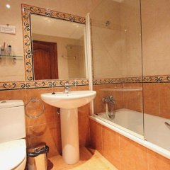 Отель Castro Real Испания, Овьедо - отзывы, цены и фото номеров - забронировать отель Castro Real онлайн ванная