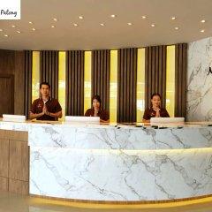 New Square Patong Hotel интерьер отеля фото 3