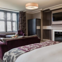 Abbey House Hotel комната для гостей
