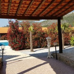 Отель Gojim Casa Rural Армамар фитнесс-зал