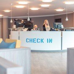 Отель Tulip Inn Muenchen Messe Мюнхен интерьер отеля фото 2