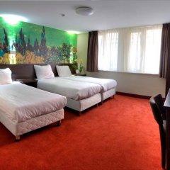Отель Van Gogh Нидерланды, Амстердам - отзывы, цены и фото номеров - забронировать отель Van Gogh онлайн комната для гостей фото 2