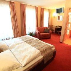 Отель Sankt Andreas Германия, Дюссельдорф - отзывы, цены и фото номеров - забронировать отель Sankt Andreas онлайн комната для гостей фото 5