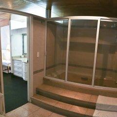 Отель Suites Batia Мексика, Мехико - отзывы, цены и фото номеров - забронировать отель Suites Batia онлайн ванная