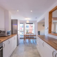 Отель 3 Bedroom Flat in Northern Quarter Manchester в номере фото 2