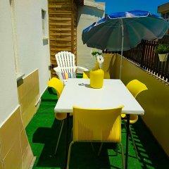 Отель D Wan Guest House Португалия, Пениче - отзывы, цены и фото номеров - забронировать отель D Wan Guest House онлайн балкон