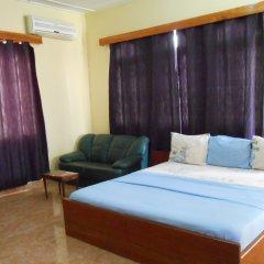Отель Malbert Inn Guest House Гана, Аккра - отзывы, цены и фото номеров - забронировать отель Malbert Inn Guest House онлайн комната для гостей фото 2