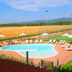 Отель Resort Il Casale Bolgherese Италия, Кастаньето-Кардуччи - отзывы, цены и фото номеров - забронировать отель Resort Il Casale Bolgherese онлайн бассейн