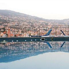 Отель Monte Carlo Португалия, Фуншал - отзывы, цены и фото номеров - забронировать отель Monte Carlo онлайн приотельная территория фото 2