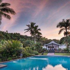 Отель Wellesley Resort Фиджи, Вити-Леву - отзывы, цены и фото номеров - забронировать отель Wellesley Resort онлайн бассейн