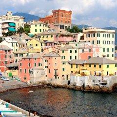 Rex Hotel Residence Генуя пляж