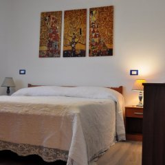 Отель B&B La Casetta in Canada Базилиано комната для гостей фото 2