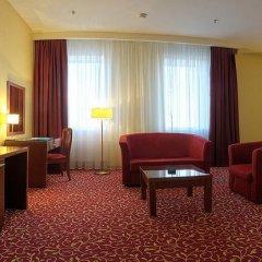 Гранд отель Казань 4* Стандартный номер с полутораспальными кроватями фото 4