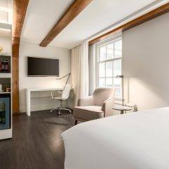 Отель NH Collection Amsterdam Barbizon Palace комната для гостей фото 8