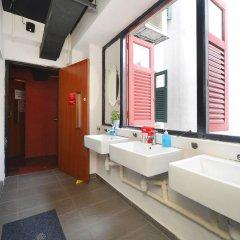 Отель S Inn Chinatown Сингапур ванная