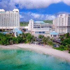 Отель Lotte Hotel Guam США, Тамунинг - отзывы, цены и фото номеров - забронировать отель Lotte Hotel Guam онлайн пляж