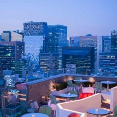 Отель Ibis Styles Ambassador Seoul Myeongdong Сеул питание фото 2