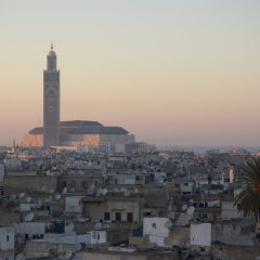 Отель Hyatt Regency Casablanca Марокко, Касабланка - отзывы, цены и фото номеров - забронировать отель Hyatt Regency Casablanca онлайн городской автобус