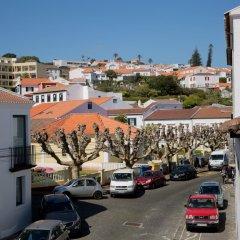 Апартаменты Azores Horta Apartments парковка