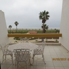 Hotel Mision Santa Maria балкон