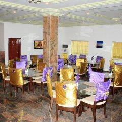 Отель Princeville Hotels Калабар развлечения