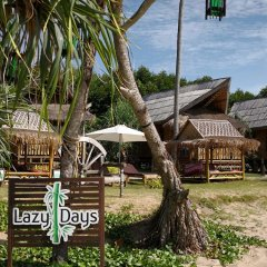 Отель Lazy Days Bungalows Ланта фото 10