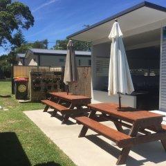 Отель Clarence Head Caravan Park Австралия, Илука - отзывы, цены и фото номеров - забронировать отель Clarence Head Caravan Park онлайн фото 8
