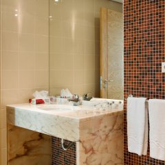 Отель Monte Gordo Apartamento And Spa Монте-Горду ванная
