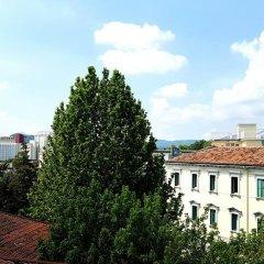Отель Terme Villa Piave Италия, Абано-Терме - отзывы, цены и фото номеров - забронировать отель Terme Villa Piave онлайн балкон