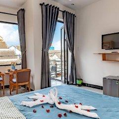 Отель Little Boss Hoi An Homestay Хойан комната для гостей фото 2
