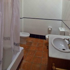 Отель La Yosa de Argüebanes ванная фото 2
