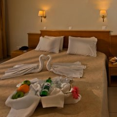 Minos Hotel в номере