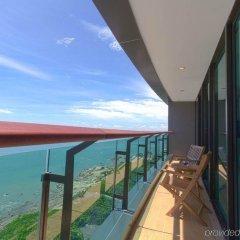 Отель Cape Dara Resort балкон