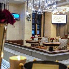 Maroon Tomtom Турция, Стамбул - отзывы, цены и фото номеров - забронировать отель Maroon Tomtom онлайн гостиничный бар
