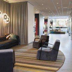 Отель Crowne Plaza Antwerp Антверпен интерьер отеля фото 2