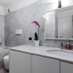 Отель BROLETTO Италия, Милан - отзывы, цены и фото номеров - забронировать отель BROLETTO онлайн ванная
