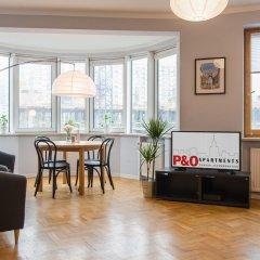 Отель P&O Apartments Plac Europy Польша, Варшава - отзывы, цены и фото номеров - забронировать отель P&O Apartments Plac Europy онлайн интерьер отеля