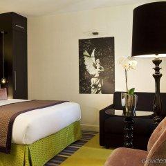 Hotel Le Petit Paris Париж комната для гостей фото 2