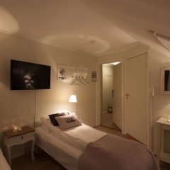 Отель Opsahl Gjestegaard сейф в номере