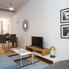 Апартаменты Hello Lisbon Baixa Chiado Apartments Лиссабон комната для гостей