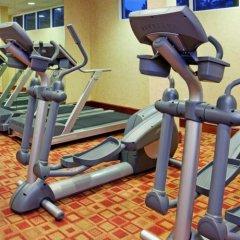 Отель Holiday Inn Raleigh Durham Airport фитнесс-зал фото 3