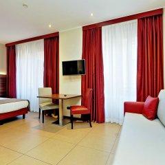 Отель Duomo - Apartments Milano Италия, Милан - 2 отзыва об отеле, цены и фото номеров - забронировать отель Duomo - Apartments Milano онлайн комната для гостей фото 4