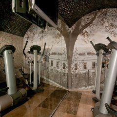 Отель Grand Hotel Saint Michel Франция, Париж - 1 отзыв об отеле, цены и фото номеров - забронировать отель Grand Hotel Saint Michel онлайн фитнесс-зал фото 2